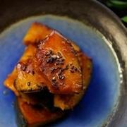 お弁当にもおつまみにも最適!「冷凍かぼちゃ」で簡単副菜♪