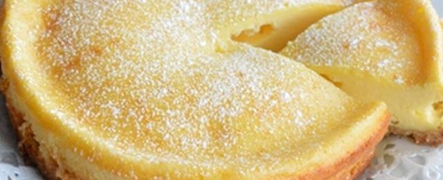 これはハマる!とろける食感がたまらない「半熟チーズケーキ」