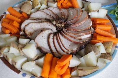 持ち寄りパーティー塩麹漬け豚肉レシピ