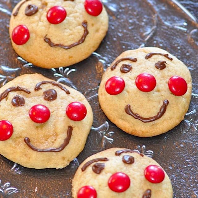 あんパンマンクッキー
