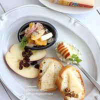 チーズとフルーツの美味しい関係