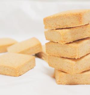 冷え性・生理痛に♡生姜とシナモンのクッキー