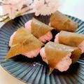【桜餅レシピ】簡単♪電子レンジ20分で作れちゃう by +smileさん