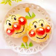 ごはんやパンで♪子どもが喜ぶ「キャラクター飯」レシピ