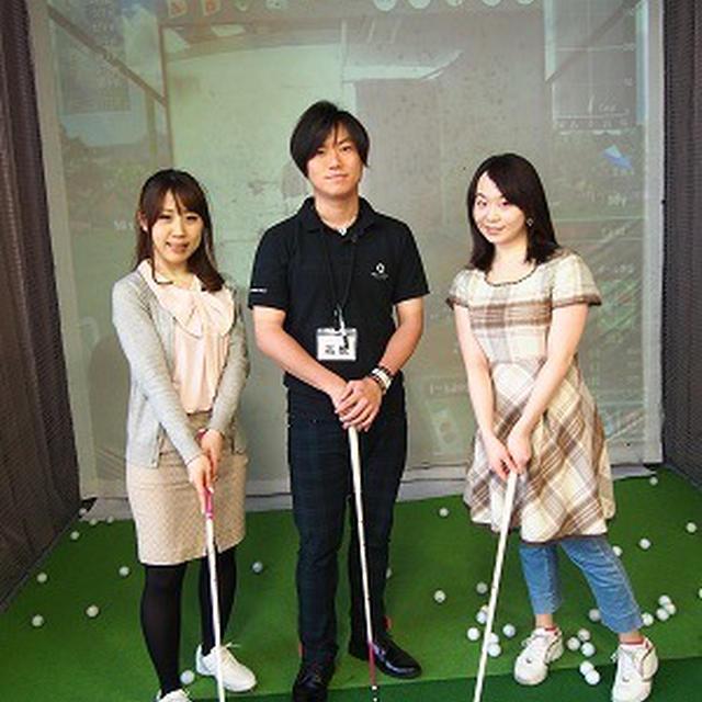 ゴルフサンクチュアリ六本木でゴルフはじめました☆