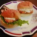 ハンバーガー by みなづきさん