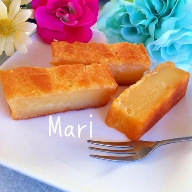 もはやお餅‼かりもちっ♡バター餅ケーキ / ぱんたん