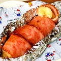 ホイルで包みジューシー♪焼きバナナのシャウベーコロン巻き♡ by Lau Ainaさん