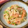 フライパンでササっと作る「春雨とひき肉のチャプチェ風」←姉さん大絶賛です◎