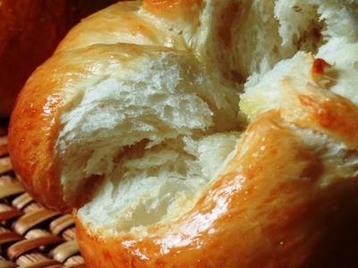 手製のカルピスのパンの話