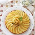 絶品*たっぷりりんごのアップルチーズタルト