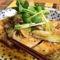 ご飯がすすむ! まぐろステーキ☆~香味醤油ソース~