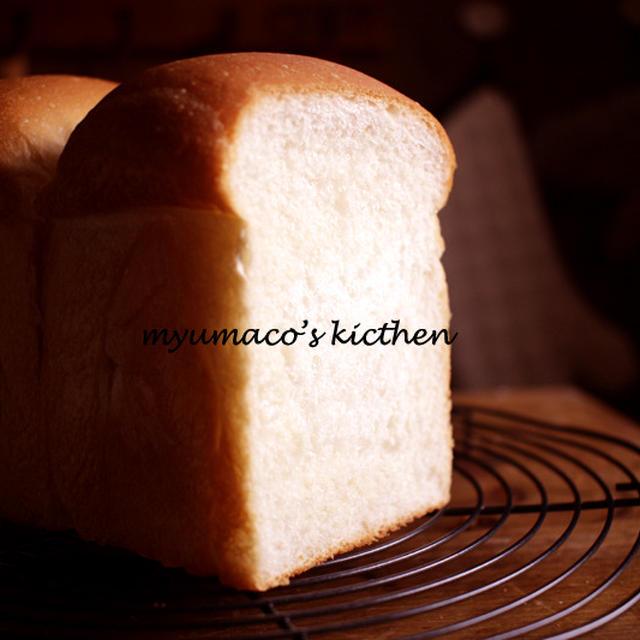 湯種食パン(山食バージョン)