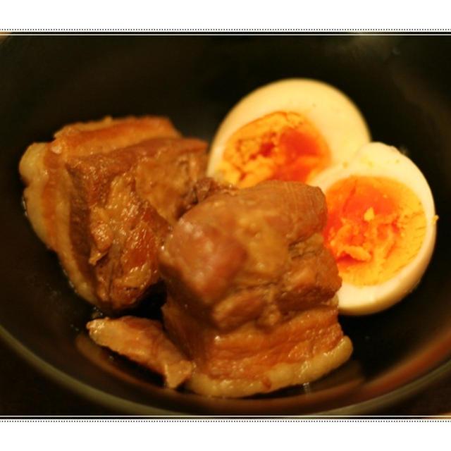 豚サンの角煮