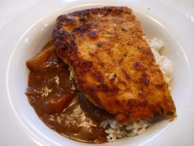 チキンシュニッェル Chicken Schnitzel