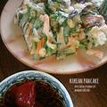 《レシピ》本格チヂミ♪つくれぽ20♥と、初!つくれぽ♪しいたけの含め煮♡