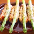 太ちくわボートのアスパラ鮭チーズ焼き♪簡単アレンジレシピ by みぃさん