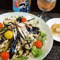 ■昼麺【揚げ野菜のぶっかけうどん・エシャレットのマヨ味噌も】追いがつおストレートつゆで簡単!!