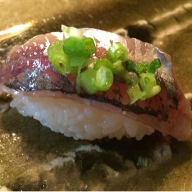 鯵のお寿司 〜娘編〜