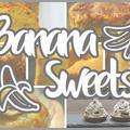 バナナを使ったお菓子・スイーツのレシピまとめ!