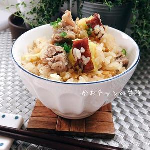 「めんつゆ」を使ってお手軽に!絶品炊き込みご飯レシピ