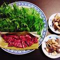ミックス茸のペペロン炒め☆水菜がおいしいハリハリ鍋♪☆♪☆♪ by みなづきさん