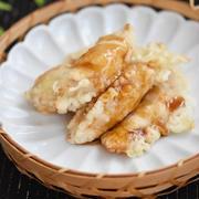 天丼屋さんのタレで鶏むね肉の甘辛天ぷら