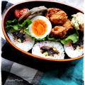巻き寿司弁当 by おがわひろこさん