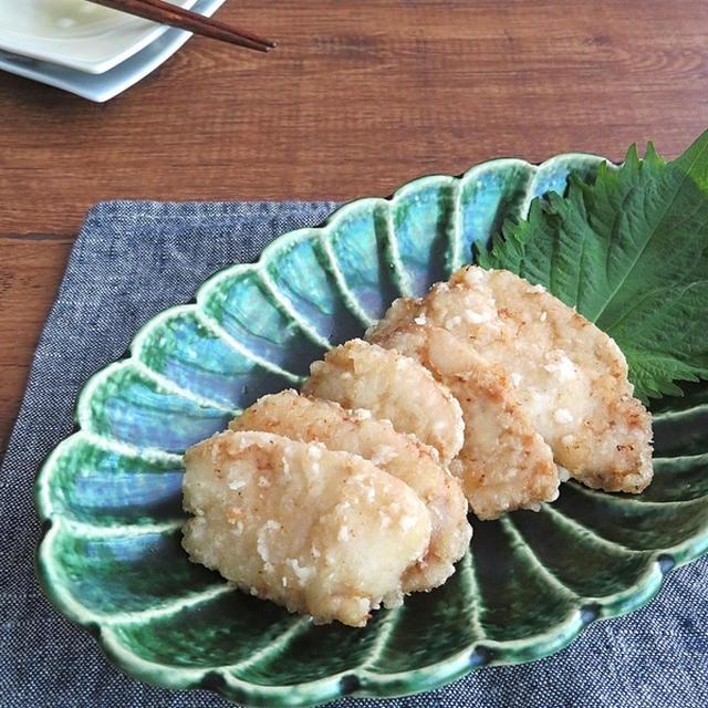 サクッとジューシー☆ごはんがすすむ和総菜◎鶏むね肉の竜田揚げ