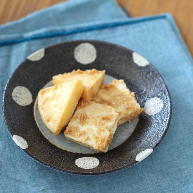 【TBSあさチャン!で紹介】材料2つで簡単!味噌チーズの作り方。