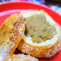 カレーパン☆ロールパンで簡単に作るレシピ
