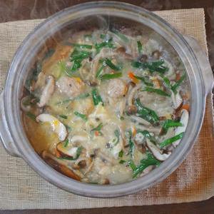 朝食や夜食に♪さらっと食べられる「ニラ雑炊・おじや」レシピ