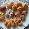ミニチュア「小さなパン屋さん」