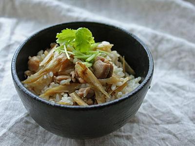 >簡単・楽ちん!鶏とゴボウの混ぜご飯 by 山本リコピンさん