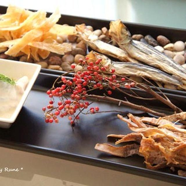 セントパトリックスデー&韓国乾燥芽カブでトロトロ芽かぶ汁のオクラ卵とじにゅう麺