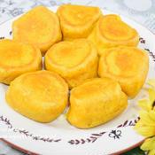 フライパンで作るオニオンチーズパン