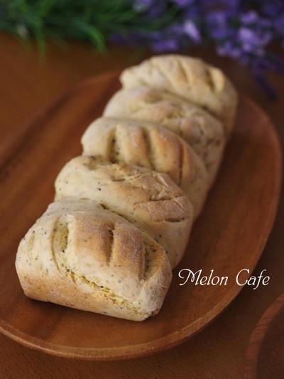 ホットケーキミックス(HM)でつくる、チャイの簡単ちぎりパン♪☆すぐに作れるお手軽パン