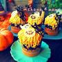 ハロウィンに♪かぼちゃのモンブラン♪