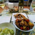 白ワイン ヴィオニエ ~ 甘みを楽しむ茹で白菜