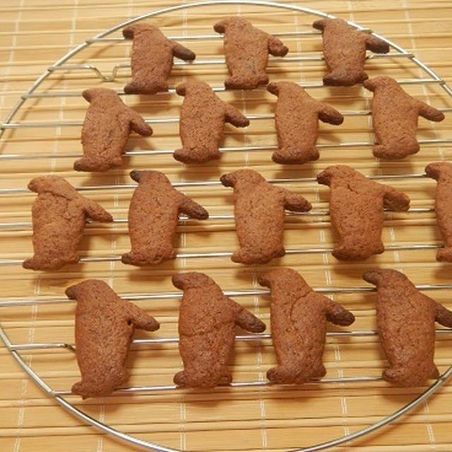 オーブントースターでクッキー作り