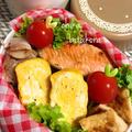 鮭の塩焼き:パパっと簡単!女子高生のお弁当メニュー
