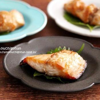 【レシピ】さわらの西京漬け風味噌焼き♡#魚 #さわら #作り置き #冷凍保存 #お弁当