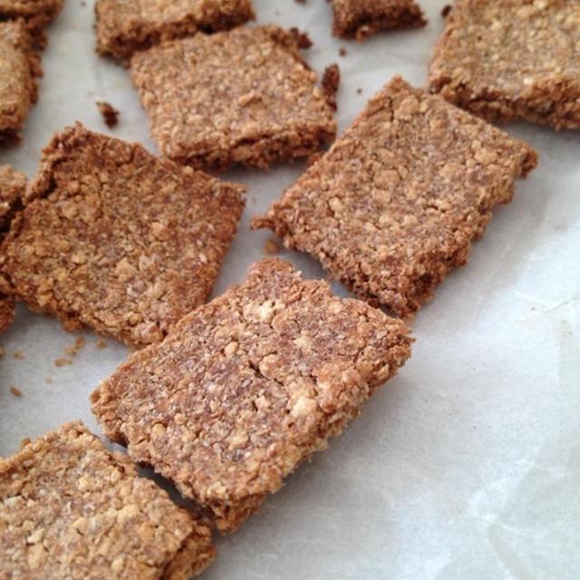 ノンオイル おからのサクサククッキー(マクロビ仕様)