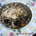 鶏胸肉のハーブ煮込み・プルーン添えのレシピ