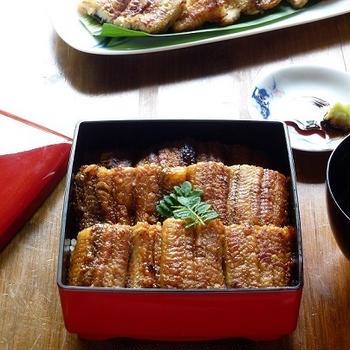 自宅で味わう♪ 「博多名代 吉塚うなぎ屋」の鰻