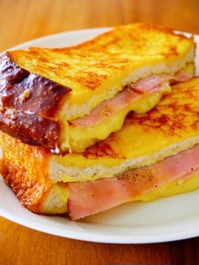 1週間の朝食トーストアレンジレシピ7選
