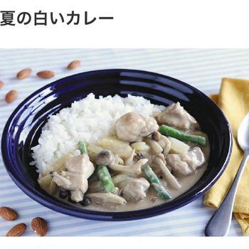 試して♪アーモンドミルク……子どもと作れるレシピ紹介♪