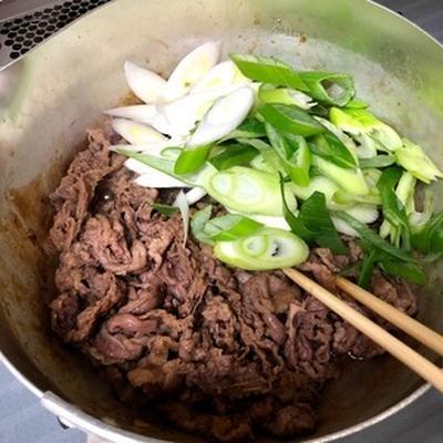 煮るだけ簡単!【牛肉のコクうまオイスターソース煮】と昨日の晩ごはん