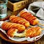 【レシピ】ホケミで!チーズハットグ