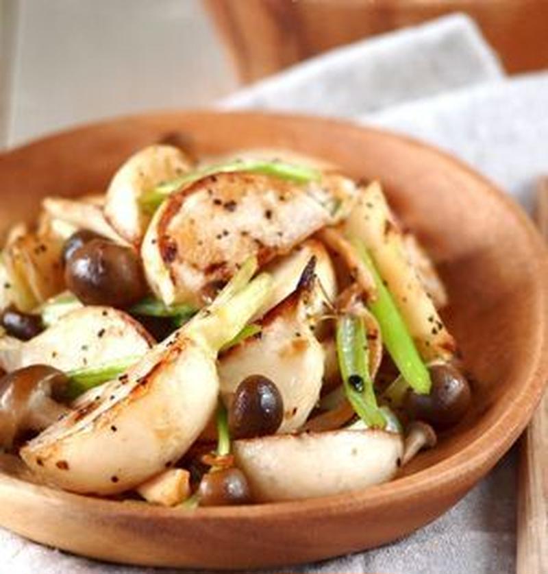 旬野菜でひと品プラス!5分で作るかぶの副菜